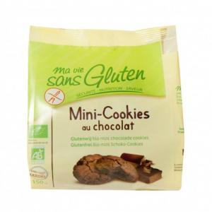 Mini-Cookies au chocolat 150 g