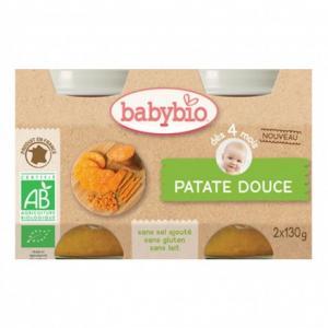 Petit Pot Bébé - Patate Douce