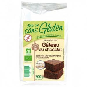 Préparation Gâteau au Chocolat Bio Sans Gluten