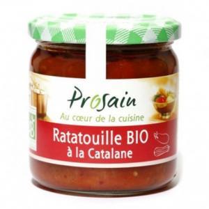Ratatouille à la catalane bio