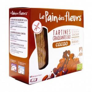 Tartines craquantes Bio au Cacao 160 g