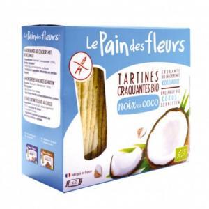 Tartines Craquantes Noix de Coco