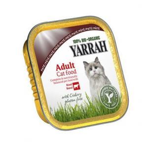 Terrine pour chat boeuf chicorée 100 g