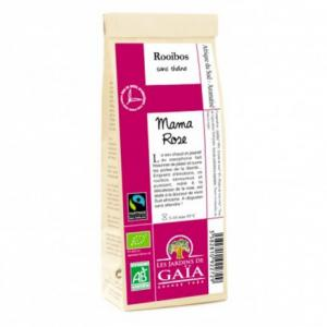 Thé rouge Mama Rose Rooibos