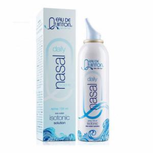 Spray nasal Quinton Isotonique Daily - Eau de mer 150ml
