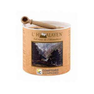 Sel rose fin de l'Himalaya - Boîte de 250g