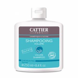 Shampoing Volume bio pour Cheveux fins 250ml
