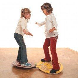 Planche d'équilibre Duo