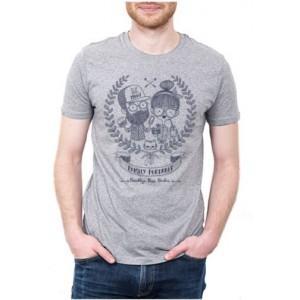 Tee-shirt bio Hipster