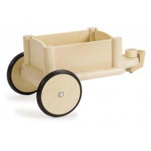 Remorque tricyle - trotteur jasper toys nature