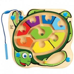 Hape circuit billes magnétique tortue marine - jouets hape