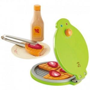 Dinette en bois hape service à gaufres - jouets en bois hape