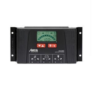 Régulateur de charge STECA PR1515 écran LCD - 15A