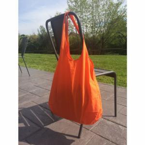Sac Marcel Orange en coton bio