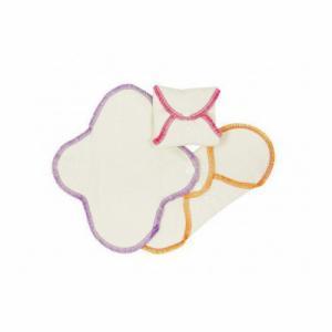 Protège-slips blancs lavables Imse Vimse