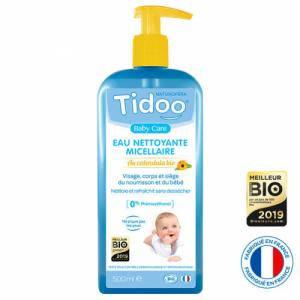 TIDOO Eau micellaire - 500ml