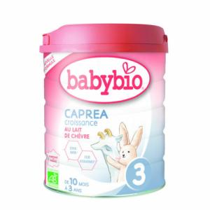 Babybio Capréa 3 Croissance