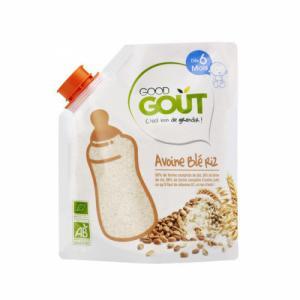 Good Gout Céréales avoine blé riz dès 6m