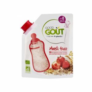Good Gout Céréales muesli fraise dès 8m