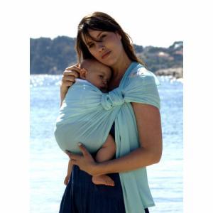 Sukkiri Porte-bébé Sling Menthe