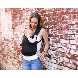 BOBA AIR Porte bébé d'appoint - Noir