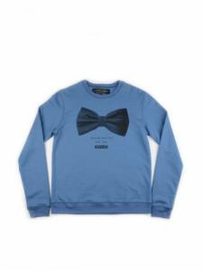 Sweat Marina Mono Man Bleu Acier Misericordia