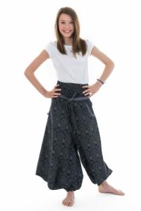Sarouel jupe ado ceinture elastique Kolamita