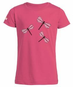 T-shirt fille Libellules