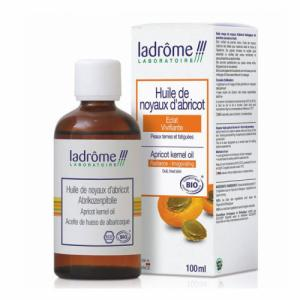 Huile de noyau d'abricot bio 100ml - Eclat des peaux ternes