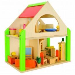 Maison de poupées 2 étages