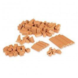 Assortiment de briques Teifoc 100 pcs