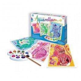 Aquarellum - Chats