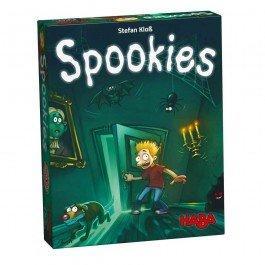 Spookies le jeu hanté de Haba