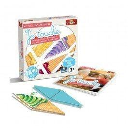 Mes associations Montessori Je touche