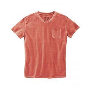 T-shirt bio chanvre et coton bio Ronaldo