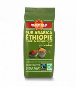 Café ETHIOPIE Pur Arabica bio et équitable