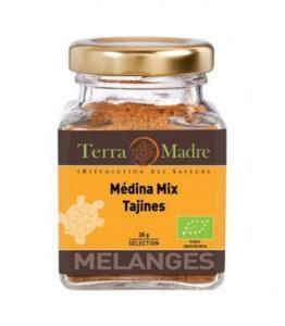 Mélange d'épices bio Medina Mix
