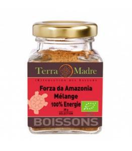 Mélange d'épices bio Forza da Amazonia