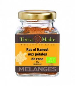 Mélange d'épices bio Ras El Hanout