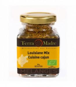 Mélange d'épices bio Louisiane Mix