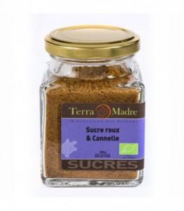 Sucre - Cannelle bio - idée recette : couscous sucré à la cannelle, aux raisins secs et à l'eau de rose