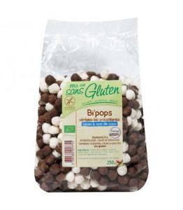 Bi'pops, céréales bio - sans gluten