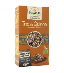 Trio de Quinoa bio - équitable