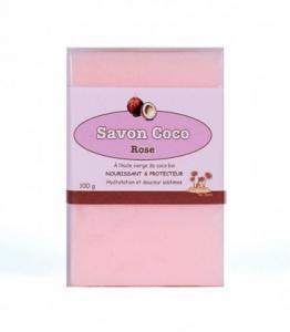 Savon Coco - Rose