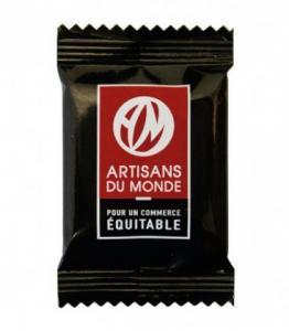Napolitains Chocolat Noir bio - équitable