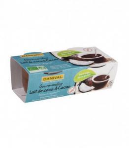 Gourmandise Lait de Coco - Cacao bio - sans gluten