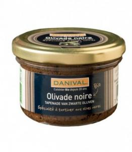 Olivade noire bio