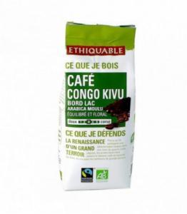 Café Congo MOULU bio - équitable