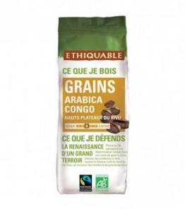 Café Congo GRAINS bio - équitable