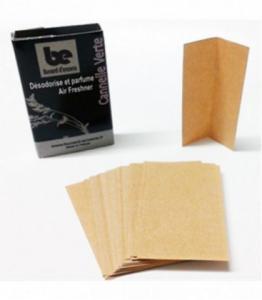 Papier Cannelle Verte 100% français